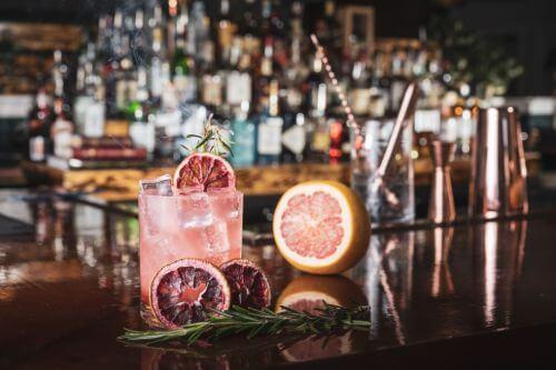 Genoa Greyhound Cocktail