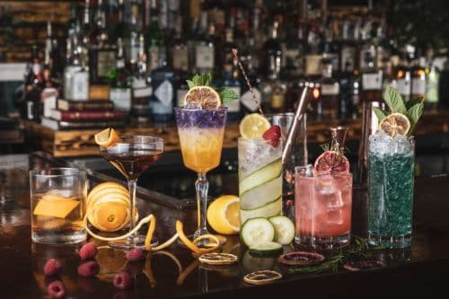 Cocktail Collection - Key West's Newest Fine Italian Dining