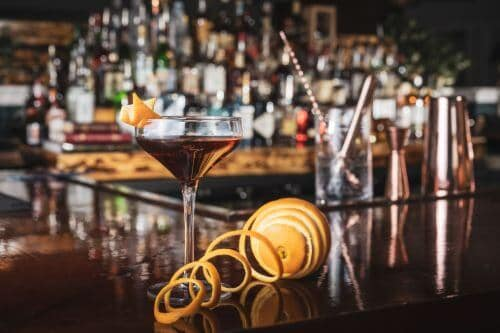 Negroni Martini