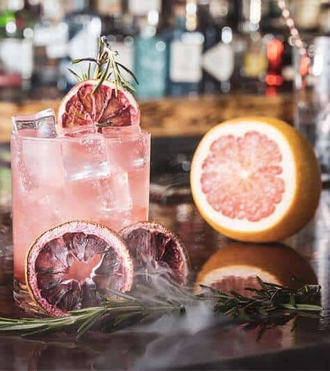 Fine Cocktails to go with Your Fine Italian Dining